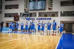 Левски Лукойл срещу украинци в първия квалификационен кръг на ШЛ
