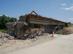 Пътен ад и за жителите на селата Радотина и Рашково