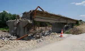 От понеделник възстановяват ремонтните дейности по пътя Ботевград-Ребърково