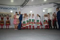 Танцовите състави при читалището в Литаково взеха участие във фолклорен фестивал в Приморско