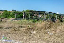 Обявена е обществена поръчка за избор на изпълнител на ремонта на железния мост в Новачене
