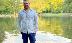 Валентин Велчев на Пирин фолк с песен от Вили Рай
