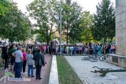 Отново протест във Врачеш