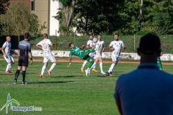 Футболистите на Балкан победиха Оборище Панагюрище