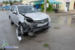 Катастрофа при автогарата