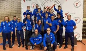 7 титли и още 8 медала за Сунг Ри Ботевград от Дупница Оупън