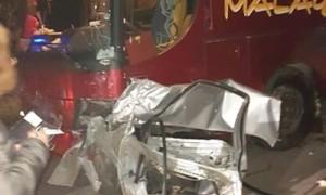 Катастрофа с автобус, превозващ работници /допълнена/