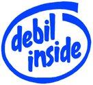 Debil inside