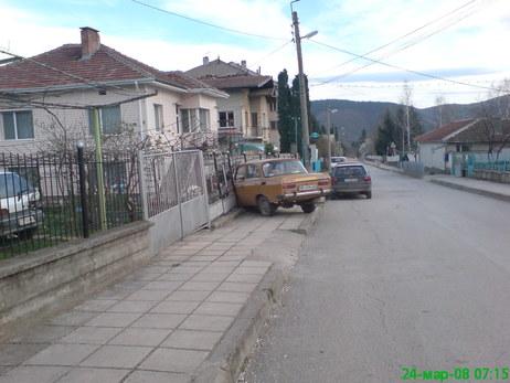 Kofti parkirane