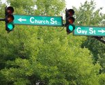 Church Street - Gay Street