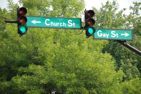 Church Street - Gay Street