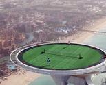 Тенис на високо