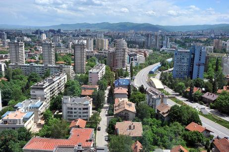 Квартал Изток София един от най-яките квартали в света