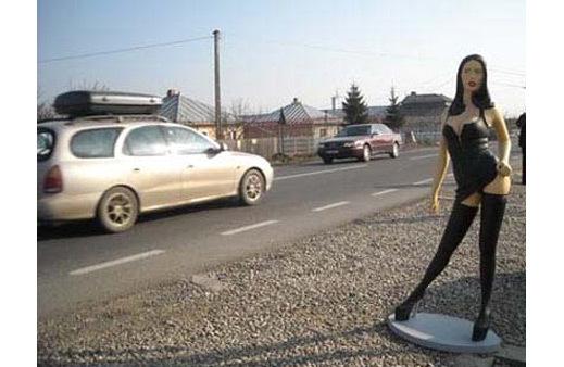 проститутки которые стоят на дороги картинки