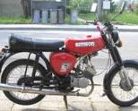"""Бързо производство за управление на нерегистриран мотопед """"Симсон"""" в Етрополе"""